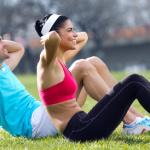 activité sportive crunchs